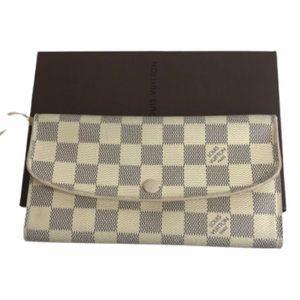 Sarah wallet Louis Vuitton azure